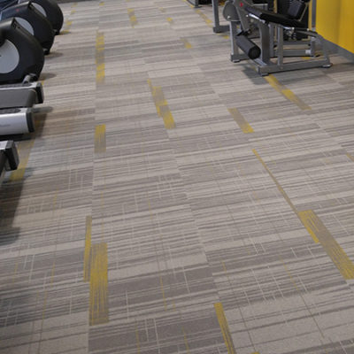 Gym Flooring Built by DUNCAN for Commercial Project