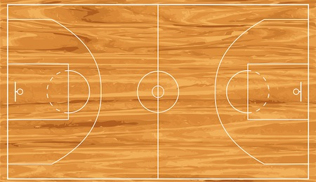 basketball court wallpaper for bedroom
