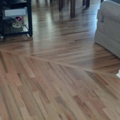 Solid Wood Floor - Shaw Prefinished Des Plaines