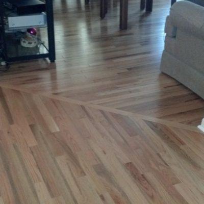 Solid Wood Floor - Shaw Prefinished Des Plaines