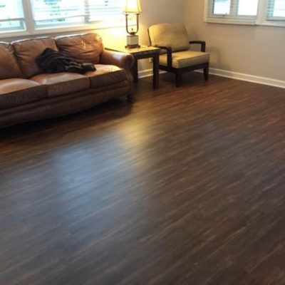 Duncan Flooring Residential Projects Wood Floored Living Room